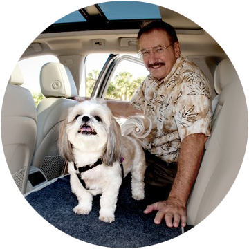 Designed by Joe Volpe, Dog Owner and 40-Year Automotive Engineer